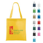 Poly pro flat tote.