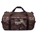 Mossy oak barrel duffel.
