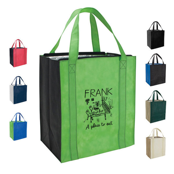 Grande insulated tote.