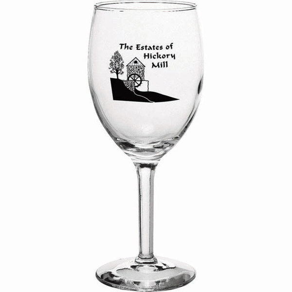 Citation wine glass.