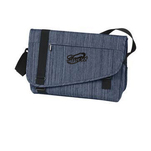 Crossbody messenger blue.