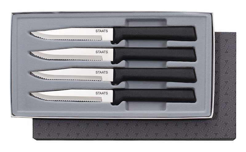 Steak knives gift set.