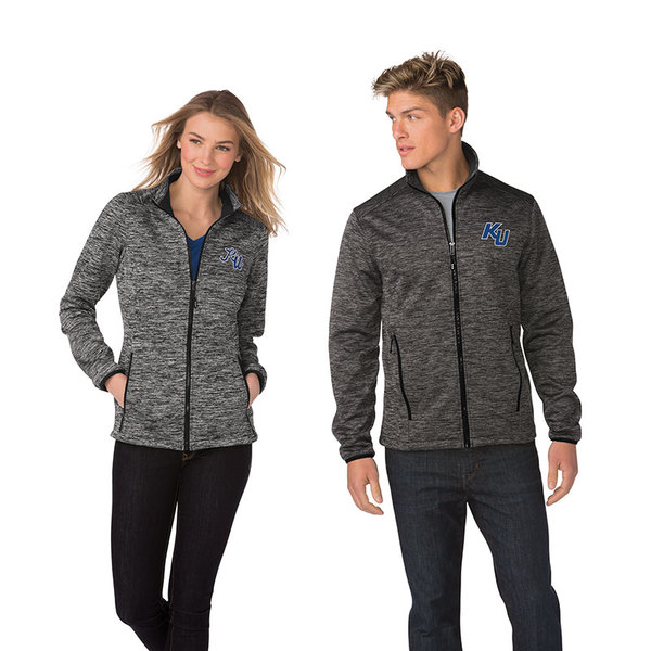 Sport-tek PosiCharge soft shell jacket.