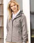 Cloud weatherproof melange jacket.