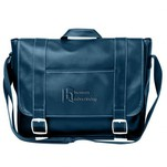 Lamis corporate messenger bag. navy.