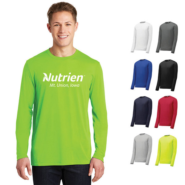 Posicharge competitor cotton touch tee.