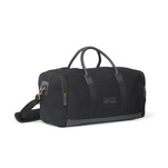Heritage duffel supply bag black.