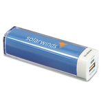 Power bank blue.